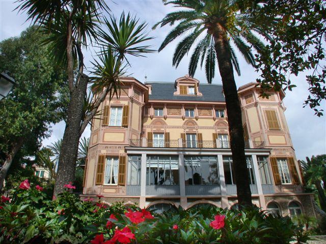 Villa Nobel a Sanremo